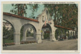 Postcard of Glenwood Mission Inn, undated